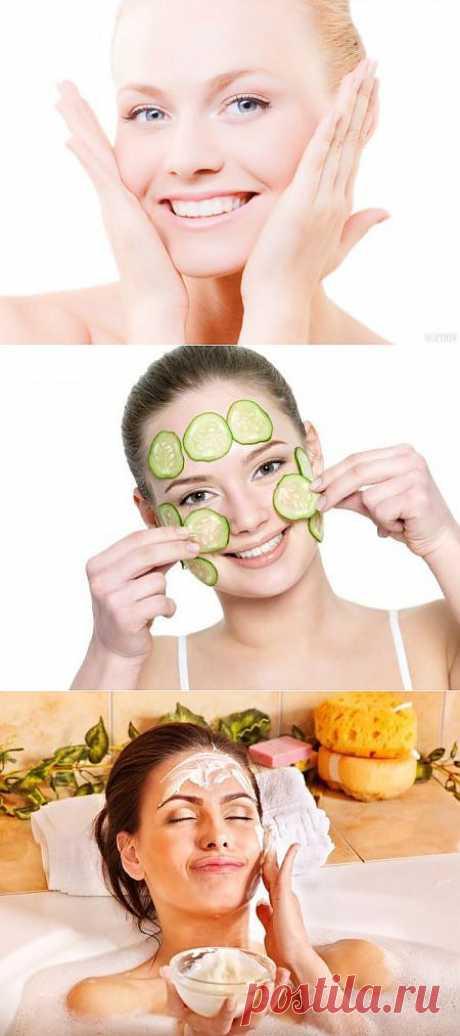 Как правильно наносить маски на кожу - домашние маски для лица