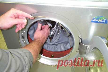 Раборка стиральной машины LG