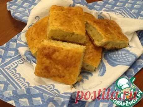 Чертовски вкусное печенье - кулинарный рецепт
