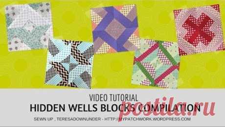 Video tutorial: Hidden wells blocks compilation