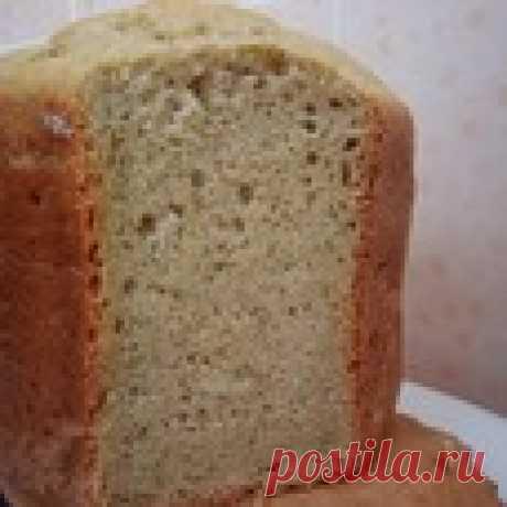 Луковый хлеб в хлебопечке Кулинарный рецепт