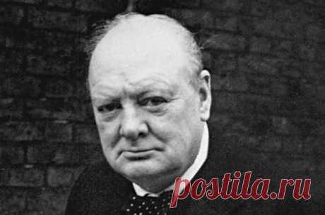 Уинстон Черчилль. Победитель нацизма Третьей Мировой