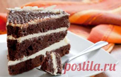 Рецепты торта «Чёрный принц» , секреты выбора ингредиентов и