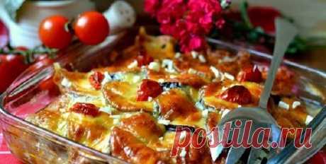 ПП-обед: запеченные баклажаны с курицей - Советы для женщин