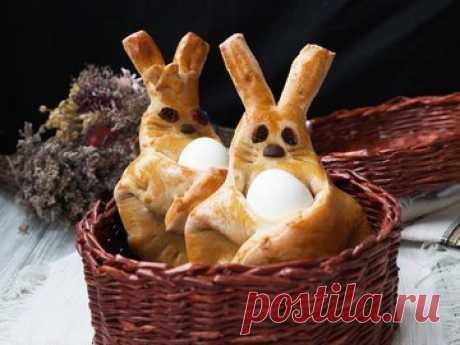 Пасхальные кролики - простой и вкусный рецепт с пошаговыми фото
