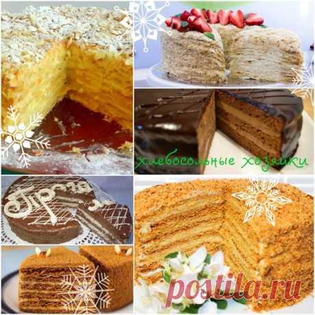 ГОТОВИМСЯ К НОВОГОДНИМ ПРАЗДНИКАМ  «Прага», «Наполеон» и «Медовик»: три самых вкусных торта, которые не нуждаются в рекламе. Пожалуй, такие торты, как «Прага», «Наполеон» и «Медовик», не нуждаются в особом представлении. Все хотя бы раз в жизни пробовали их и помнят тот неповторимый вкус и аромат, который возвращает нас в детство, в беззаботное время, когда на кухне всегда пахло выпечкой, а семья собиралась за ужином или за совместным чаепитием. Наверное, у каждого хранятс...