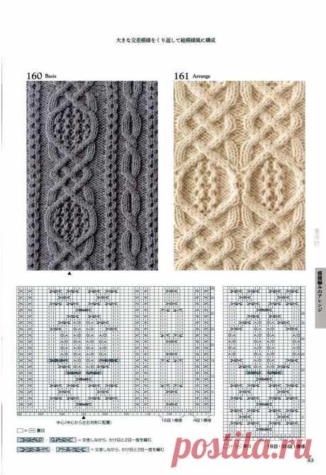 "Mobile LiveInternet Book: \""Knitting Pattern Book 260 by Hitomi Shida\"" | TVORYU - the Diary TVORYU |"