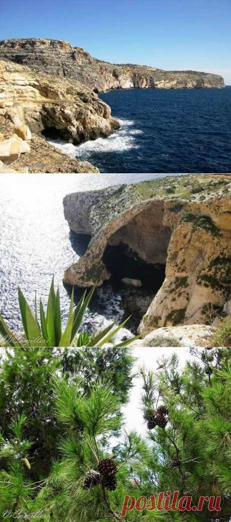 Природные достопримечательности Мальты