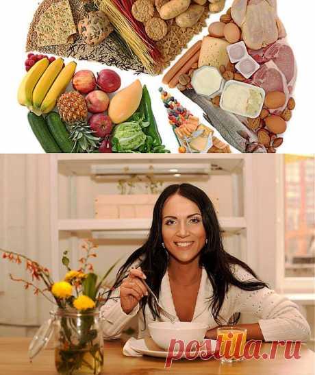Постулаты Правильного Питания. Часть I: Школа похудения - diets.ru