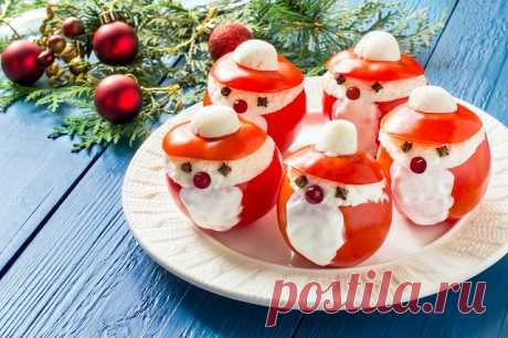 Закуски на Новый год: праздничные рецепты   Телеканал СТБ