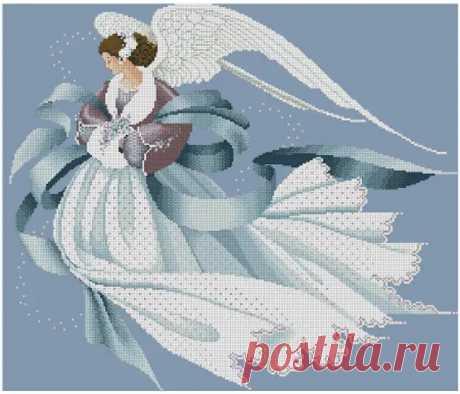 Ангел зимы - Домоводство - медиаплатформа МирТесен