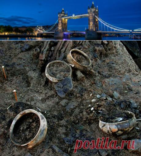 Что найдено в 3000-летней «капсуле времени» возле Питерборо   Англофил