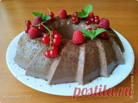 Вкусный десерт из банальной ряженки!