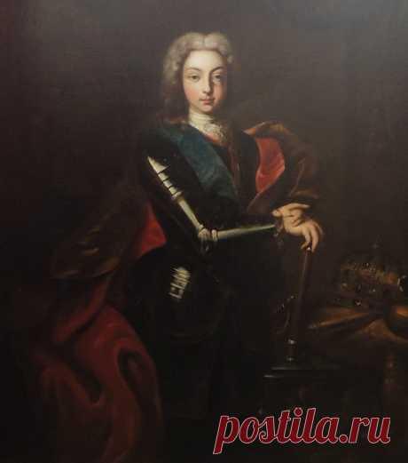 Петр Второй. Император -марионетка - Империя