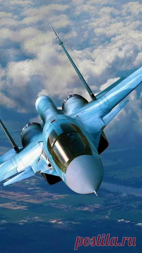 Красавец  Российский многофункциональный истребитель-бомбардировщик, предназначенный для нанесения ударов авиационными средствами поражения по наземным целям противника в оперативной и тактической глубине, пор…