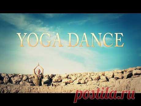 YOGA DANCE | Йога в танце с Катериной Буйда | Йога для похудения - YouTube