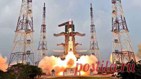 Countdown Underway for India's Space Shot
