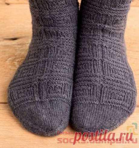 Мужские и женские носки с эффектом Виктора Вазарели