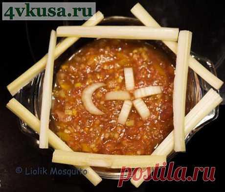 Эзме (Ezme) толчёная овощная закуска. | 4vkusa.ru