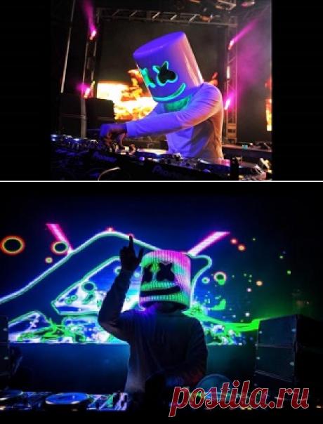 Marshmello — Fly, новый видеоклип   Музыкальные видеоклипы