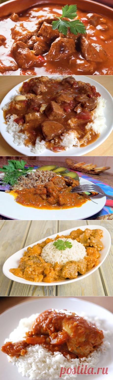 Мясная подлива — отличное блюдо для всей семьи ! =Говяжья подлива =Свиная подлива =Куриная подлива =Как подавать?