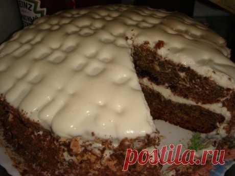 Самый быстрый и вкусный торт — Sloosh – кулинарные рецепты
