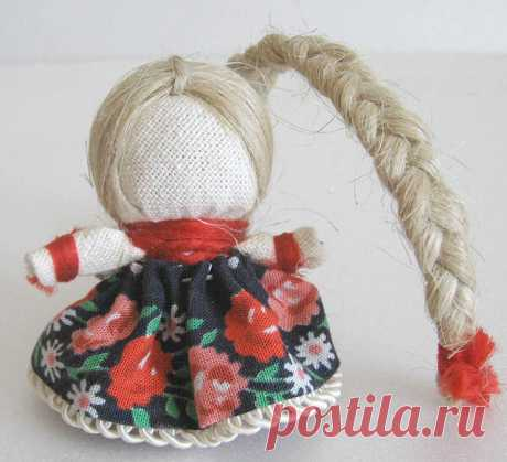 "Мастер-класс ""Кукла Счастье"" - Зоя Пинигина — ЖЖ"