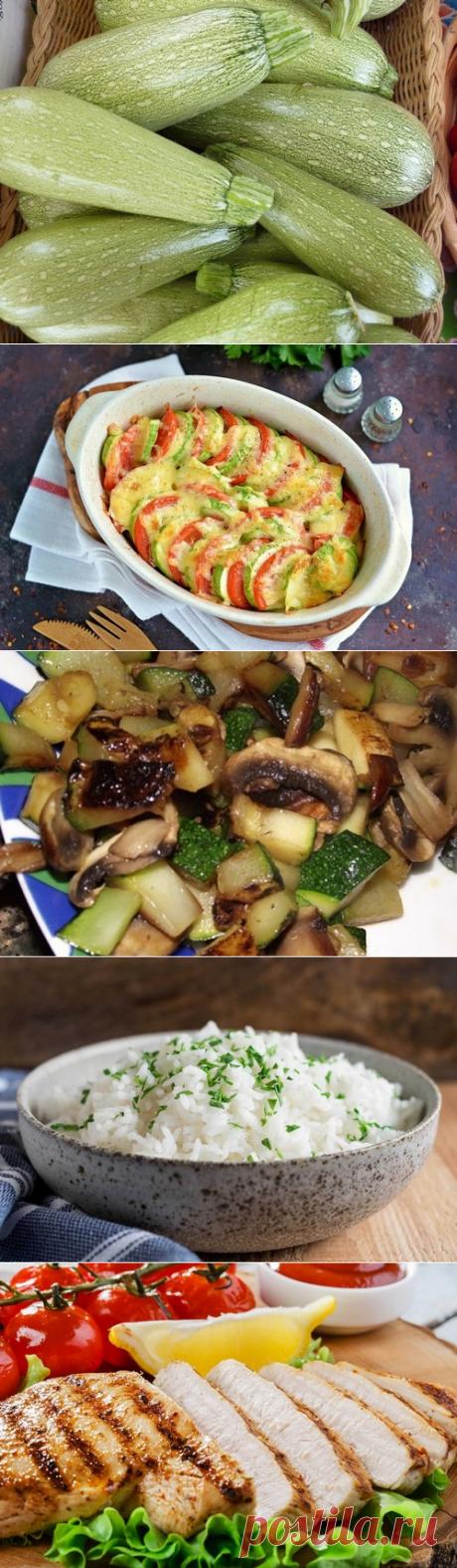 7 способов вкусно приготовить свежий кабачок