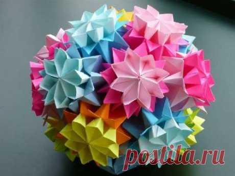 Поделки на Новый год оригами. Лучшие идеи для творчества и видео