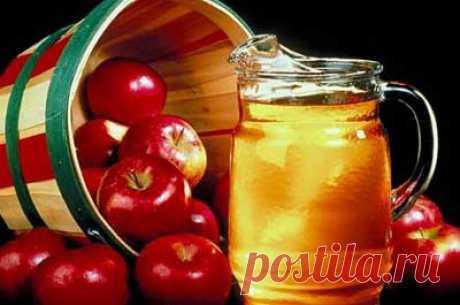 Яблочный уксус для лица: не прощайтесь с молодостью