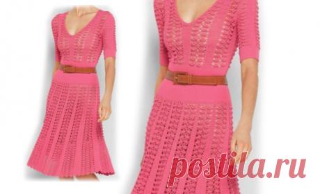 Вязаные платья... Что может быть прекраснее? | вязание в моде | Яндекс Дзен