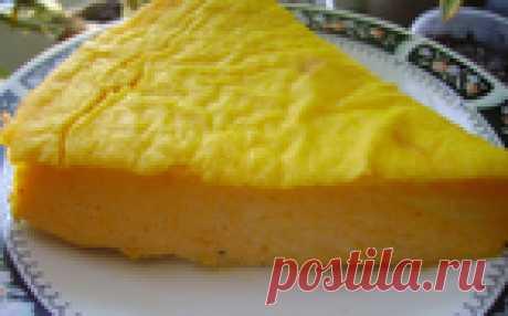 Диетические блюда - запеканка из тыквы с творогом и сырные кексы