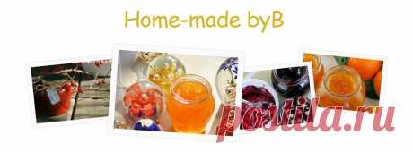 Home-made by B: Zeleni ajvar i jedno lijepo prijateljstvo