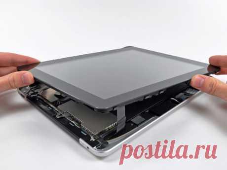 Можно ли отремонтировать планшет самому.