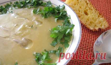 Рецепт овощного супа для разгрузочного дня — Фактор Вкуса