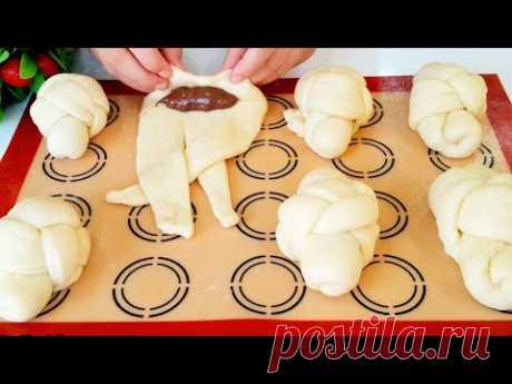 ЧУДО БУЛОЧКИ! Которое Вы Обязательно Захотите Приготовить!!!Воздушное Тесто Как Пух.