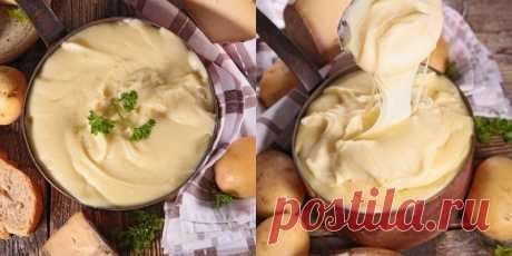 Вкусно! Картофельное пюре с сыром под названием «Алиго» | Вкусные рецепты
