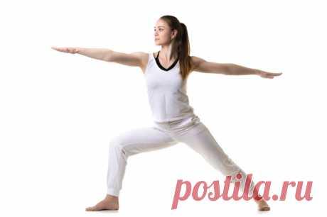 7эффективных поз йоги для красивой иупругой груди