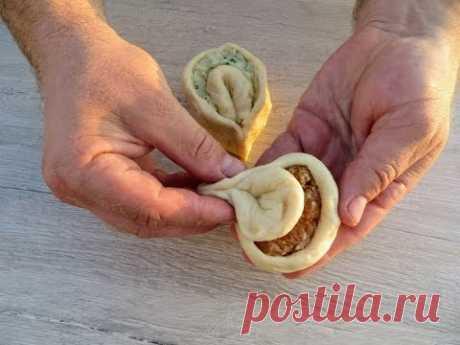 Чередуем картофель и фарш для необыкновенно вкусного пирога
