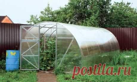 Как выбрать теплицу для дачного участка | Блоги о даче, рецептах, рыбалке #Садидача, #Теплицы, #Участок, #Строительство, #Полезныесоветы, #Сделайсам  Для выращивания овощей на своем участке земли в любое время года, необходимо иметь теплицу. Эта конструкция применяется для выращивания овощей, их рассады для дальнейшей пересадки на открытый участок, выгонки растений и зелени на более раннем сроке. В ней растения сажаются, и ...