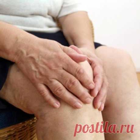 Four recipes for treatment of joints for the mother nature