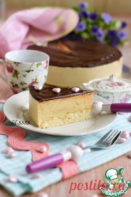 Pigeon's milk cake Culinary recipe