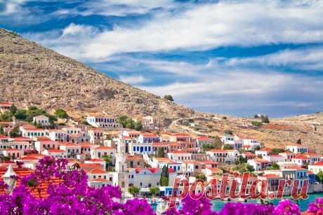 Греция:Остров долгожителей - Икария!