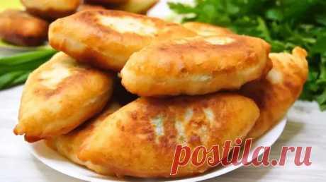 Пирожки с картошкой - тесто за 5 минут! - ЖЕНСКИЙ МИР - медиаплатформа МирТесен