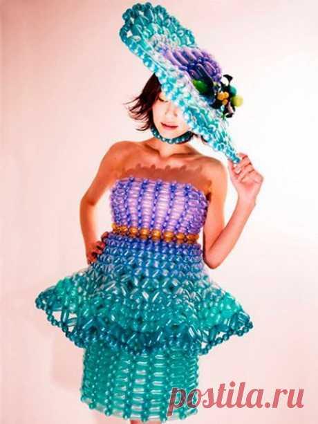 👌 21 платье из воздушных шаров, увлечения и хобби Я всегда восхищаюсь креативными людьми. Они создают привычные предметы из нестандартных материалов. Сочетание не сочетаемого — это один из признаков гениальной идеи.   Благодар...