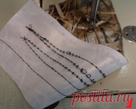 Уход и мелкий ремонт швейной машины