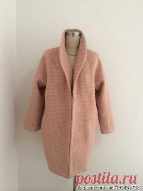Coat cocoon pattern