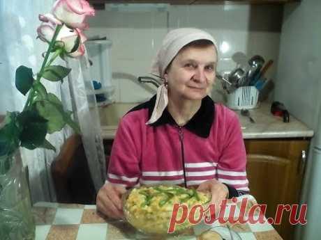 Салат из гороха с солеными огурцами. Постный рецепт. #суфикс