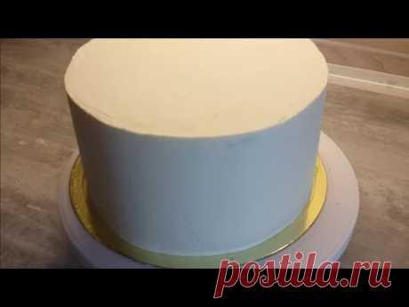 Идеальный Крем для выравнивания торта