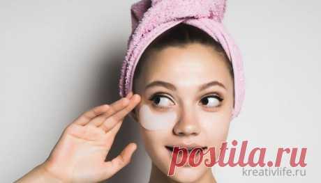 Как убрать отеки под глазами за 5 минут   Психология